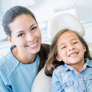 Child Dental Patient - Dr. Barrera Campbell CA Pediatric Dentist