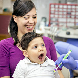 Parents in need of a dentist for an autistic child near San Jose can turn to Dr. Barrera in Campbell, CA.