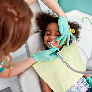 Dr. Barrera is an emergency dentist for kids with tooth pain near San Jose.