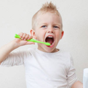 Preventative care helps ensure good dental health for kids in Campbell, CA.